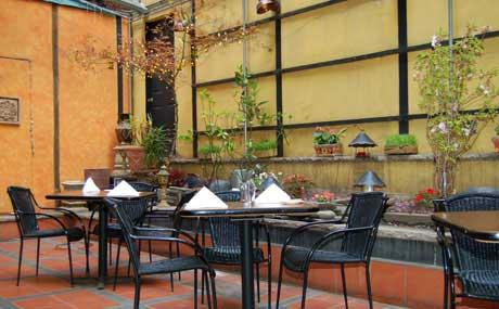 Restaurante Aleo