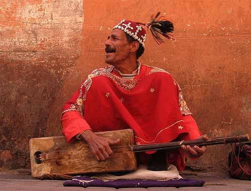 Marrakech músico