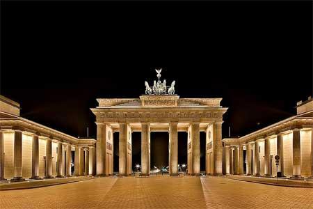 Berlín, Puerta de Brandemburgo