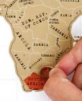 Mapa para viajeros