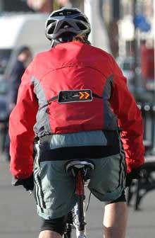 Intermitente para bicicletas