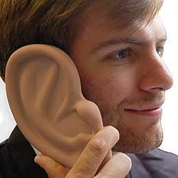 Funda oreja para iPhone