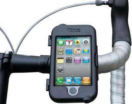 Soporte de iPhone para bicicleta
