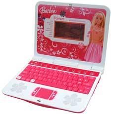 Ordenador Barbie