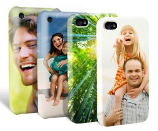 Carcasas personalizadas para iPhone