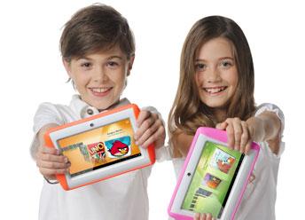 MEEP! primer tablet para chicos